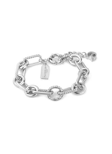 Alberto Guardiani Alberto Guardiani Ag10353Blk Zirkon Taşlı Jewelery Bileklik Gümüş